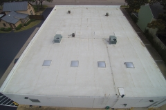 Commercial Single Ply Membrane